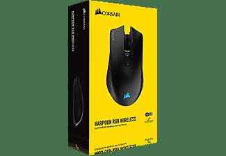 CORSAIR HARPOON Gaming Maus, Schwarz