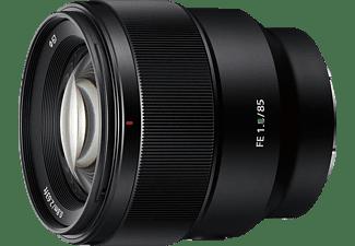 SONY SEL85F18 Vollformat - 85 mm f/1.8 ED, DMR, Circulare Blende (Objektiv für Sony E-Mount, Schwarz)