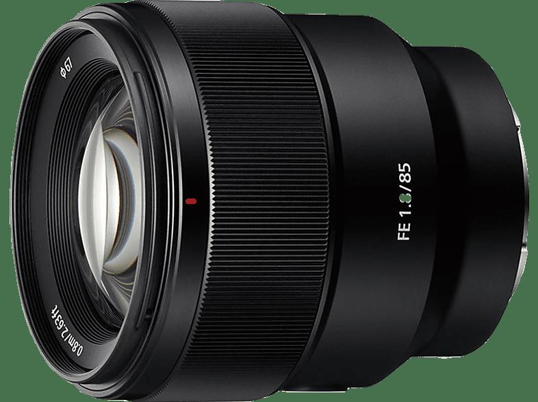 SONY SEL85F18  für Sony E-Mount  - 85 mm , f/1.8