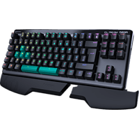NACON CL-7500MDE, Gaming Tastatur, Opto-Mechanical, Sonstiges