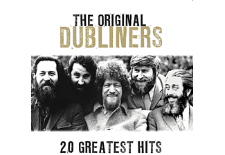 The Dubliners - 20 GREATEST HITS  - (CD)