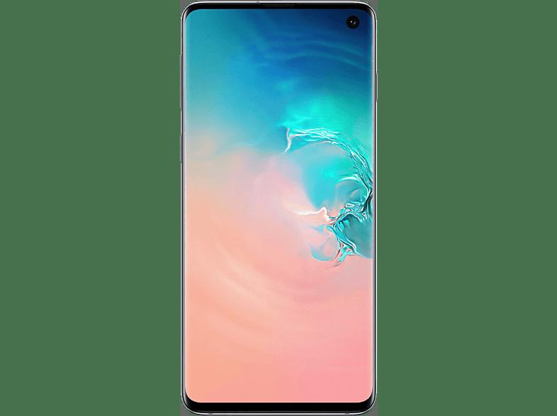SAMSUNG Smartphone Galaxy S10 128 GB Prism White (SM-G973FZWDLUX)