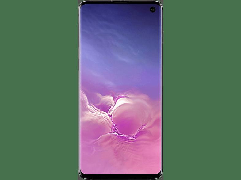 SAMSUNG Smartphone Galaxy S10 128 GB Prism Black (SM-G973FZKDLUX)
