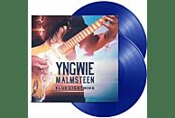 Yngwie Malmsteen - BLUE LIGHTNING (LTD.BLUE VINYL GATEFOLD+MP3) [LP + Download]