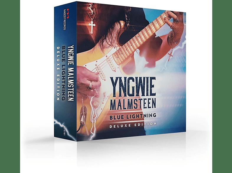 Yngwie Malmsteen - BLUE LIGHTNING (LTD.EDITION BOX SET) [CD + Merchandising]