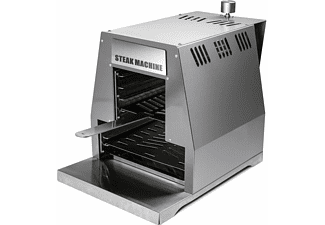ACTIVA Gasgrill 12900 STEAK MACHINE Edelstahl