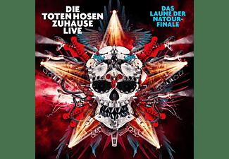 """Die Toten Hosen - """"Zuhause Live: Das Laune der Natour-Finale"""" plus """"Auf der Suche nach der Schnapsinsel: Live im SO36  - (CD)"""