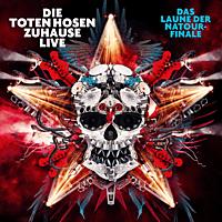 Die Toten Hosen - Zuhause Live: Das Laune der Natour-Finale [CD]