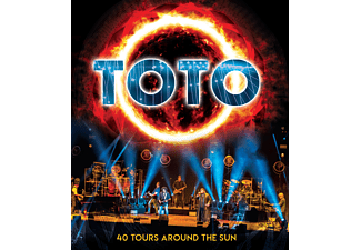 Toto - 40 TOURS AROUND THE SUN - (Blu-ray)
