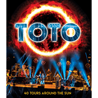 Toto - 40 TOURS AROUND THE SUN - [Blu-ray]