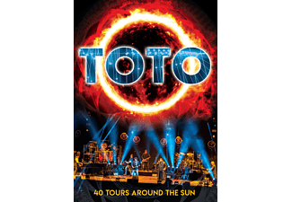 Toto - 40 TOURS AROUND THE SUN  - (DVD)