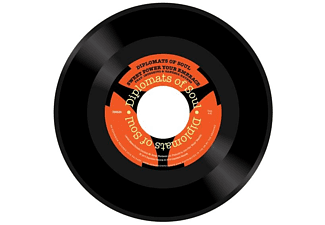 Diplomats Of Soul - Sweet Power Your Embrace/Brighter Tomorrow  - (Vinyl)