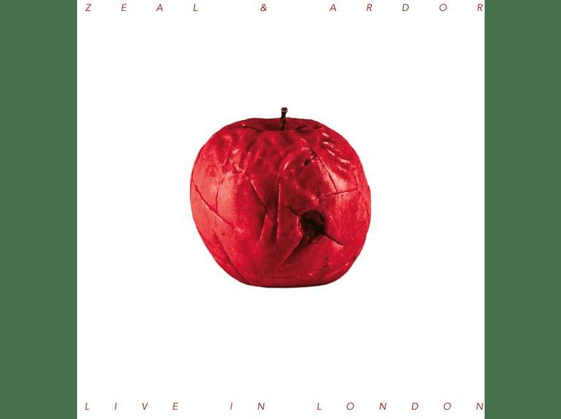 Zeal & Ardor - Live In London (Heavyweight White 2LP) [Vinyl]