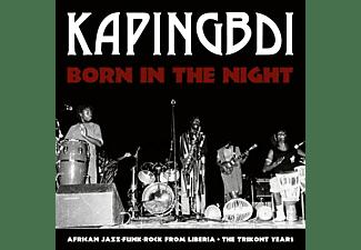 Kapingbdi - Born In The Night  - (CD)