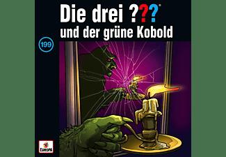 Die Drei ??? - 199/und der grüne Kobold  - (Vinyl)