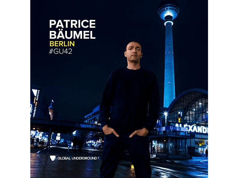 Patrice Bäumel, VARIOUS - Global Underground #42:Patrice Bäumel-Berlin [CD]