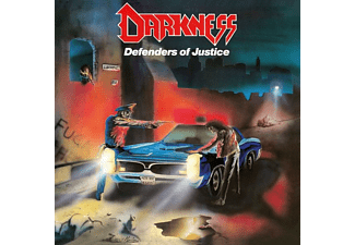 The Darkness - Defenders Of Justice (Slipcase/Poster)  - (CD)