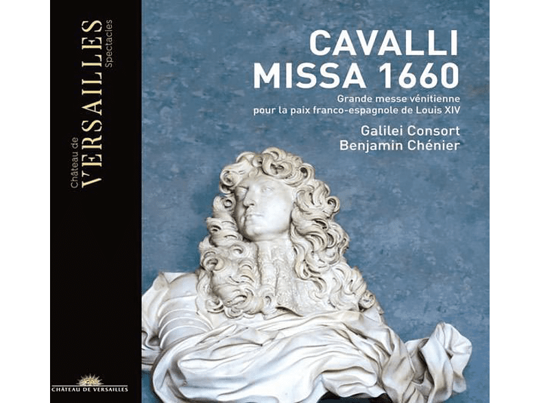 Galilei Consort - Cavalli: Missa 1660 [CD]