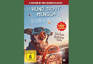 Hund trifft Mensch - Die schönsten Hundespielfilme DVD