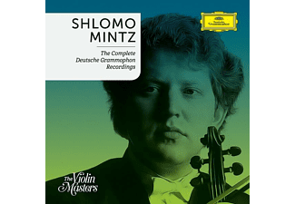 Shlomo Mintz - Mintz: Complete Recordings On DG (Ltd.Edt.)  - (CD)