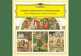 Herbert von Karajan - Rimski - Korsakow: Scheherazade  - (Vinyl)