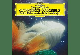 Herbert von Karajan - Jaques Offenbach: Ouvertüren  - (Vinyl)