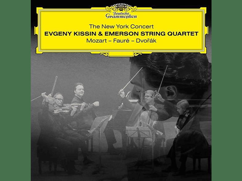 Emerson String Quartett - The New York Concert-Mozart Faure Dvorak [CD]