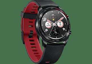 HONOR Watch Smartwatch Silikon, 140-210 mm, Schwarz