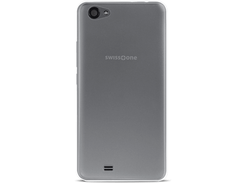 SWISSTONE 450522 Backcover Swisstone SD 510 , SD530  Durchsichtig