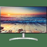 LG ELECTRONICS Monitor 32UL950-W UltraFine™, 31.5 Zoll, weiß