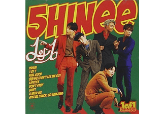 Shinee - 1 Of 1 (CD)