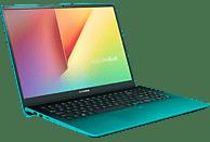 ASUS VivoBook S530FA-BQ231T, Notebook mit 15.6 Zoll Display, Core™ i5 Prozessor, 16 GB RAM, 1 TB HDD, 256 GB SSD, Intel® UHD-Grafik 620, Firmament Green