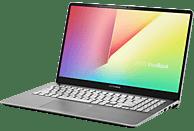 ASUS VivoBook S530FA-BQ227T, Notebook mit 15.6 Zoll Display, Core™ i5 Prozessor, 8 GB RAM, 256 GB SSD, Intel® UHD-Grafik 620, Gun Metal Texture