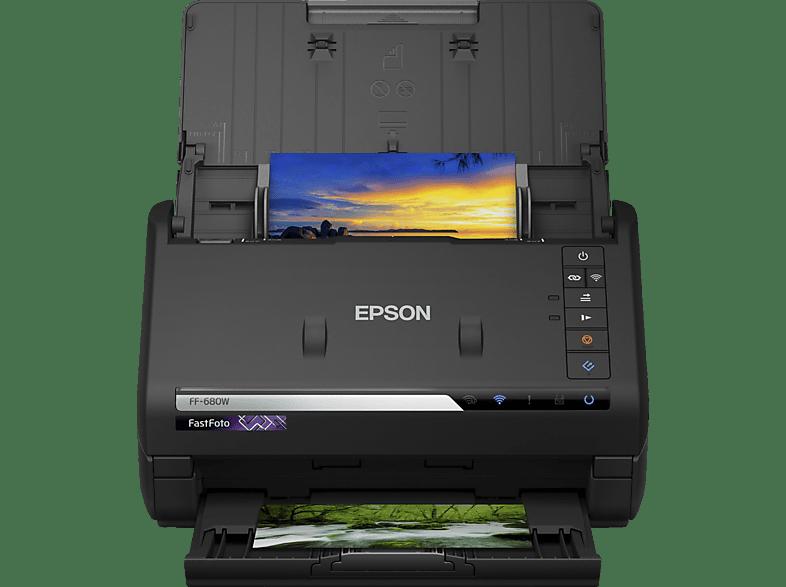 EPSON FastFoto FF-680W Dokumentenscanner