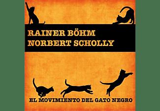 Böhm,Rainer/Scholly,Norbert - El Movimiento Del Gato Negro  - (CD)