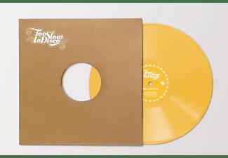 Dave Mathmos - Too Slow To Disco Edit 03 (LTD Yellow 10inch)  - (Vinyl)