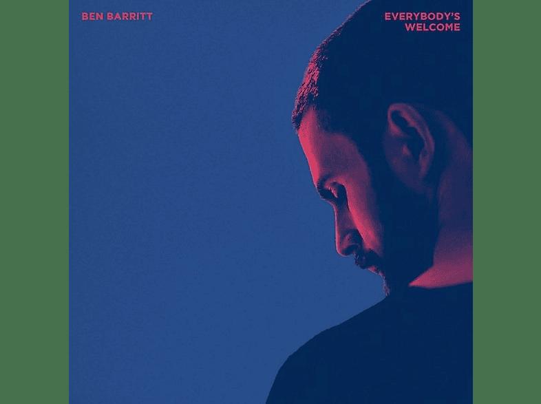 Ben Barritt - Everybody's Welcome [CD]