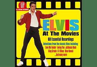 Elvis Presley - Elvis At The Movies  - (CD)