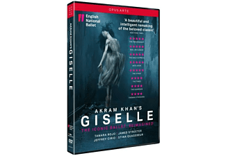 VARIOUS, English National Ballet Philharmonic - Akram Khan's Giselle  - (DVD)