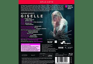Kessels/Royal Opera House Orch - Akram Khan's Giselle  - (Blu-ray)