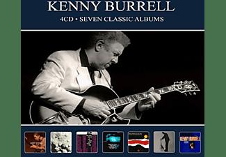 Kenny Burrell - 7 Classic Albums  - (CD)