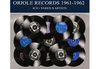 VARIOUS - Oriole Records 1961-1962  - (CD)