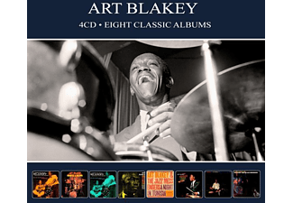 Art Blakey - 8 Classic Albums  - (CD)