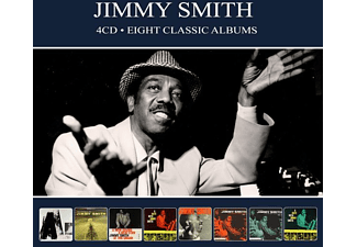 Jimmy Smith - 8 Classic Albums  - (CD)