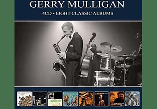 Gerry Mulligan - 8 Classic Albums  - (CD)