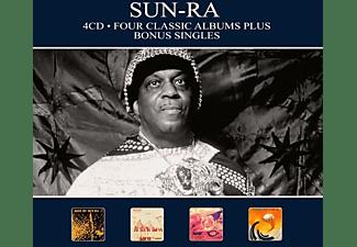 Sun Ra - 4 Classic Albums Plus  - (CD)