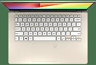 ASUS VivoBook S430FA-EB020T, Notebook mit 14 Zoll Display, Core™ i3 Prozessor, 8 GB RAM, 256 GB SSD, Intel® UHD-Grafik 620, Gold