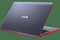 ASUS VivoBook S14 S430FA (S430FA-EB245T), Notebook mit 14.0 Zoll Display, Core™ i7 Prozessor, 8 GB RAM, 1 TB HDD, 256 GB SSD, Intel® UHD-Grafik 620, Starry Gray