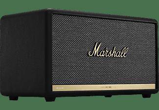 MARSHALL Stanmore II Voice Lautsprecher App-steuerbar, notwendiges Sonderzubehör nicht im Lieferumfang enthalten, Bluetooth, Schwarz