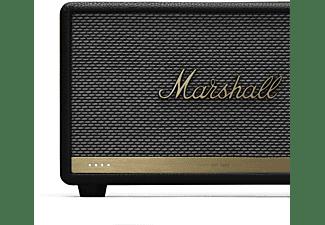 MARSHALL Acton II Voice Google Lautsprecher App-steuerbar, notwendiges Sonderzubehör nicht im Lieferumfang enthalten, Bluetooth, Schwarz
